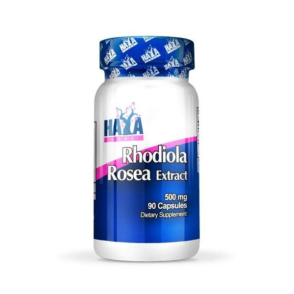 Rhodiola rosea extract 500mg - 90 caps