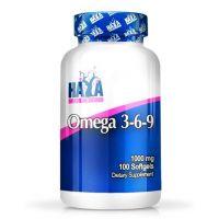 Omega 3-6-9 1000mg - 100 softgels