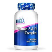 Vitamin a&d complex - 100 softgels
