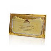 Collagen gold powder neck mask