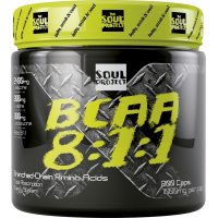 BCAA 8:1:1 - 200 capsules Soul Project - 1