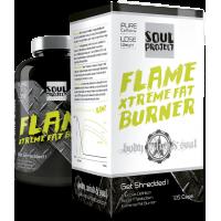 Flame Xtreme Fat Burner - 120 Caps