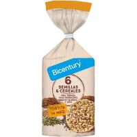 Corn pancake with seeds and cereals - 120g