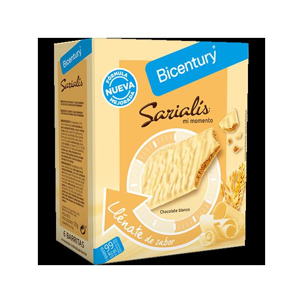 Cereals bar sarialís - 120g