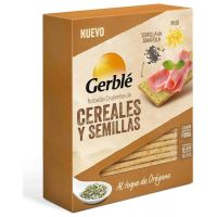 Poppy seeds and millet toasts - 100g