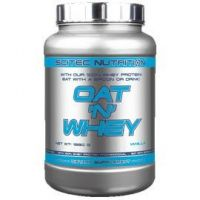 Oat & Whey - 1380 g Scitec Nutrition - 1