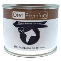 Canned beef burger - 100g