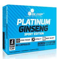 Platinum ginseng - 60 capsules