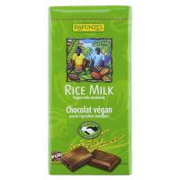 Vegan chocolate tablet rapunzel - 100g Biocop - 1