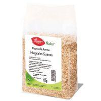 Soft integral oat flakes - 1 kg