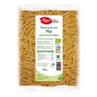 Macaroni millet bio - 500 g