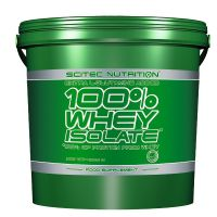 100% Whey Isolate - 4kg