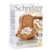 Bread with pumpkin seeds and teff gluten free bio - 500 g