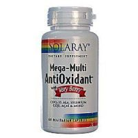 AntiOxidant. Mega-Multi w/Very Berry™  - 60 vcaps