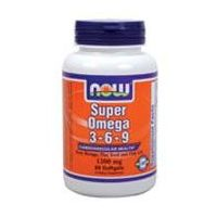 Super Omega 3-6-9 - 90 capsules
