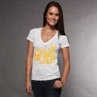 camiseta chica venice decolorada