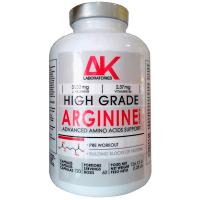Arginine - 120 capsules