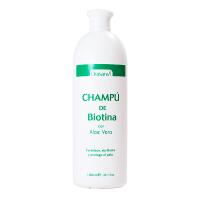 Biotin shampoo with aloe vera - 1l