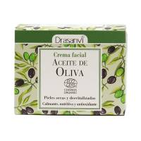 Olive oil facial cream bio - 50ml