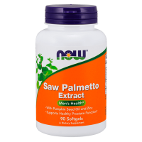 Saw palmetto extract 80mg - 90 softgels