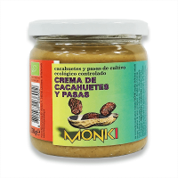 Peanut and raisin butter - 330g