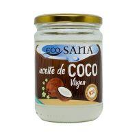 Virgin coconut oil bio - 450 ml