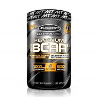 Platinum BCAA - 200 caps