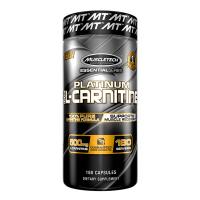 Platinum 100% Carnitine - 180 caps
