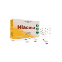 Niacin - 48 tablets retard