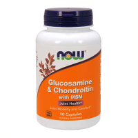 Glucosamine and Chondroitin with MSM - 90 capsules