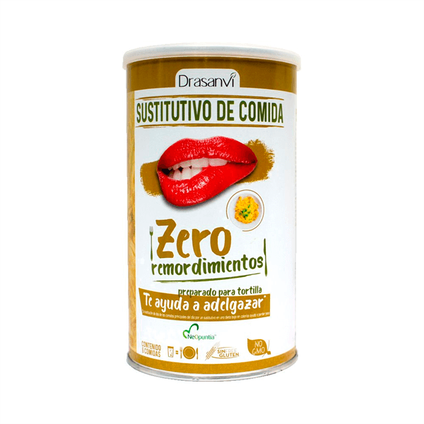 Tortilla substitute zero regrets - 330g