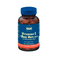 Vitamin c with rose hips - 100 tablets