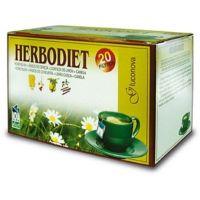herbodiet gluconova 20 filtros