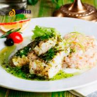 Pesto-baked hake - Mana Foods ManaFoods - 1