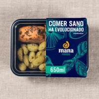 Salmon with potato gnocchi - Mana Foods ManaFoods - 1
