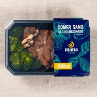 Teppanyaki steak with vegetables - Mana Foods ManaFoods - 1