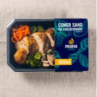 Teppanyaki chicken with vegetables - Mana Foods ManaFoods - 1