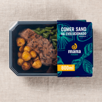 Beef with Broccoli and Soy Sauce - Mana Foods ManaFoods - 1