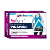 Pyramid morphotype - 28 capsules Biform - 1