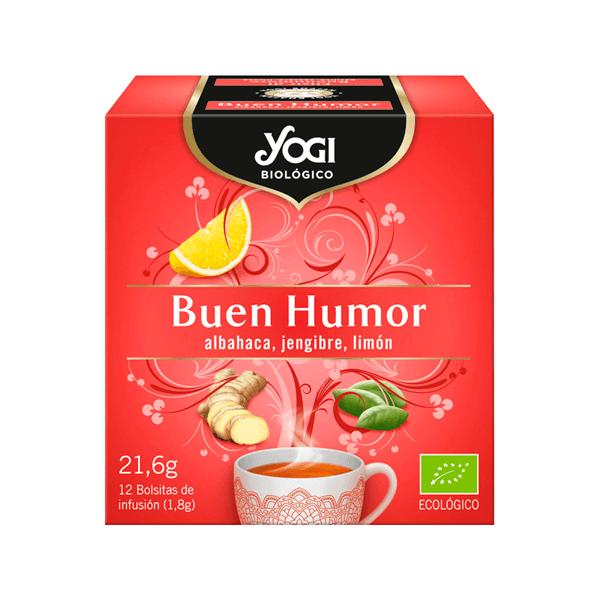 Good mood - 12 sachets Yogi Organic - 1