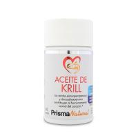 Krill oil - 60 softgels Prisma Natural - 1