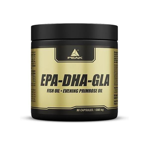 Epa-dha-gla - 90 capsules Peak - 1