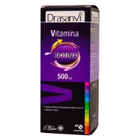 Vitamin H with Biotin 500 mg - 90 tablets Drasanvi - 1