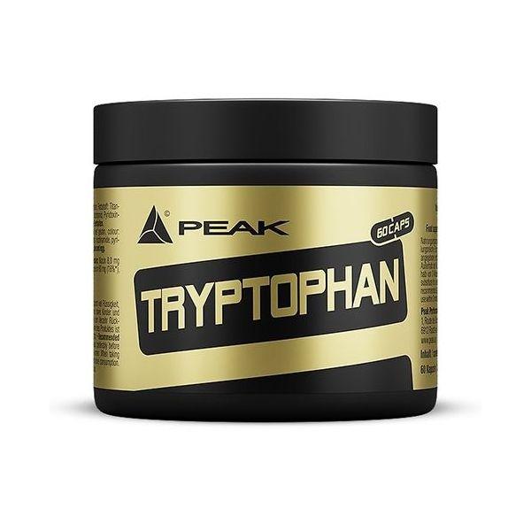 Tryptophan - 60 capsules Peak - 1