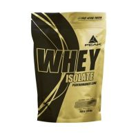 Whey Protein Isolate - 750 g Peak - 1