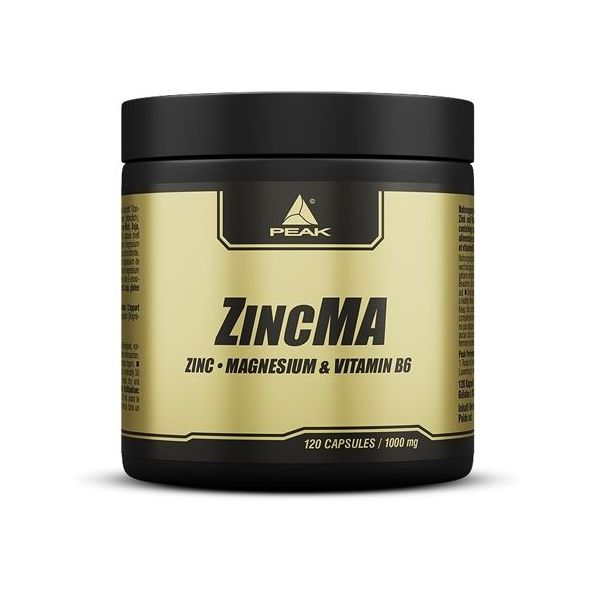 Zinc Ma - 120 capsules Peak - 1