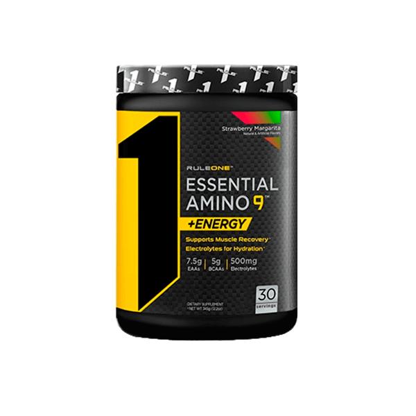 R1 essential amino 9 energy - 345g Rule1 - 1
