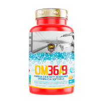 Omega 3-6-9 - 90 capsules MTX Nutrition - 1
