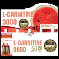 L-Carnitine 3000 - 20 Vials GoldNutrition - 2