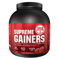 Supreme Gainers - 3 kg GoldNutrition - 2